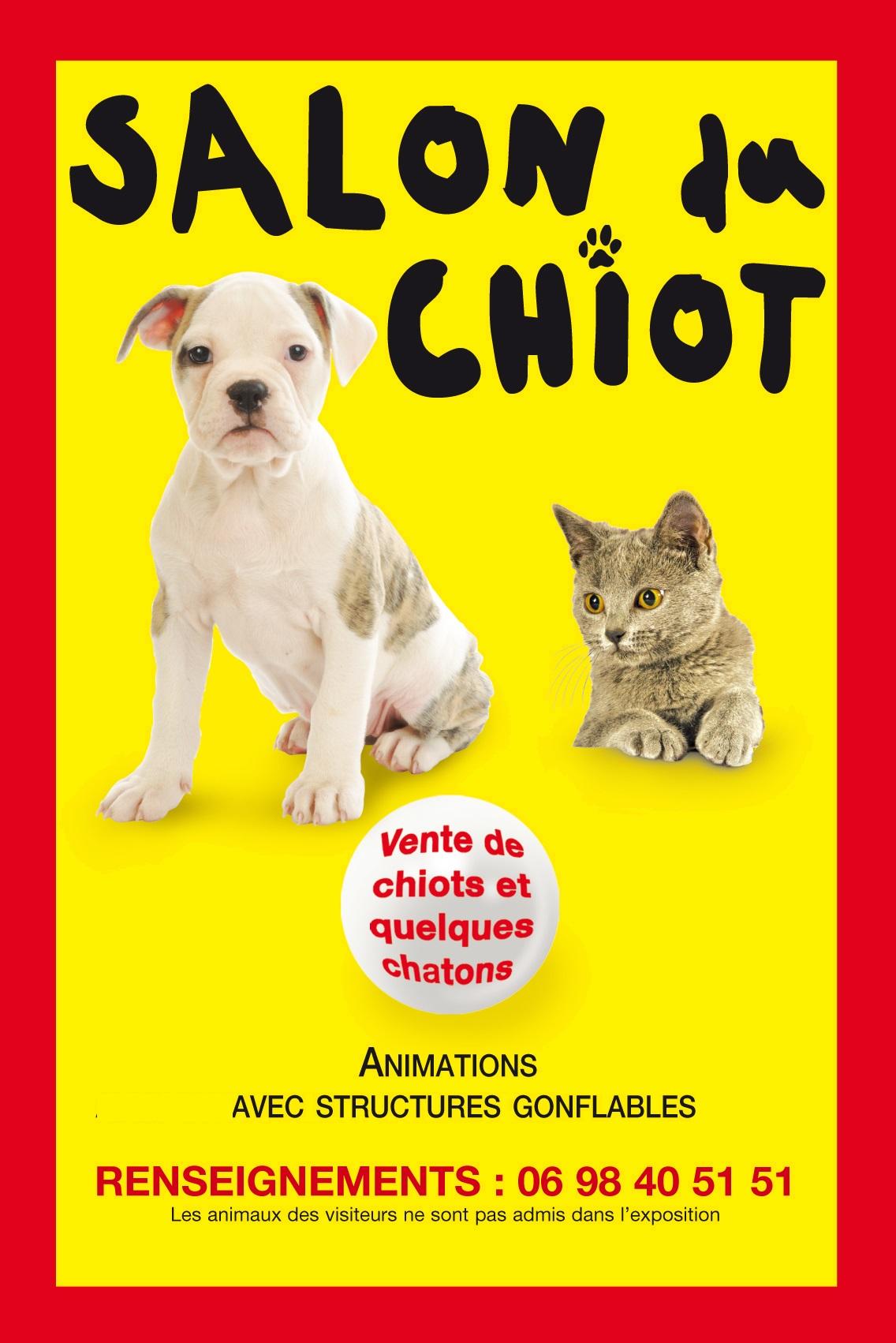 Salon Du Chiot Nantes